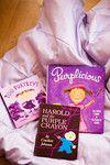 Purple books http://donnanewman.com
