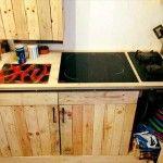 Pallet Kitchen Remodeling
