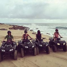 Go #offroading in #Cabo with our #ATV tour! #atving