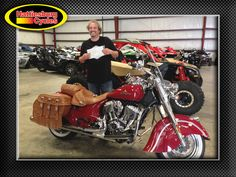 Thank you Wolfgang Gutman from Fosters AL for getting a 2015 Indian Chief Vintage #indian