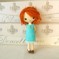 crafty doll
