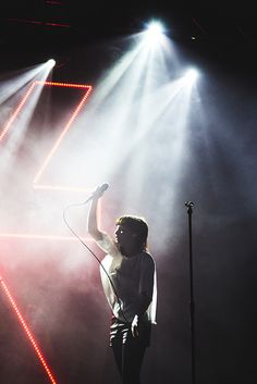 CHVRCHES at T in the Park | Flickr - Photo by Gavin Craigie