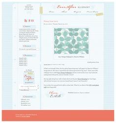 Blog Design by Viva la Violet | ARCHIVED DESIGN | View recent projects at www.vivalaviolet.com/portfolio
