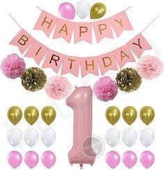 Decoration Kits Birthday party Pinterest Decoration