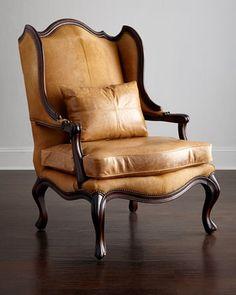 Renard+Chair+by+Massoud+at+Neiman+Marcus.