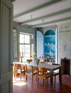 O aconchego mora aqui – Salas e cozinhas!!