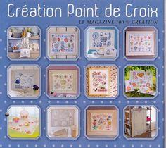 Gallery.ru / Фото #57 - Creation Point de Croix Agenda 2016 - velvetstreak
