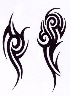 Tribal Tattoo Designs and Meanings | New Tattoo