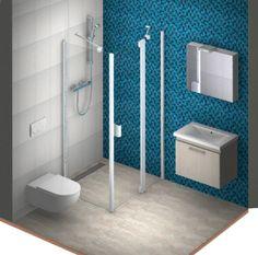 1000 images about 3d badkamer ontwerpen on pinterest for Badkamer zelf ontwerpen