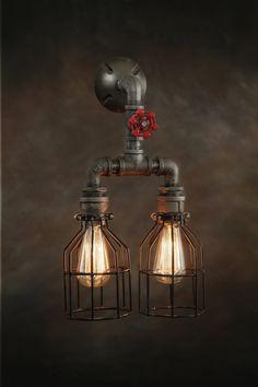 électrique murale applique luminaire éclairage tube w Cages