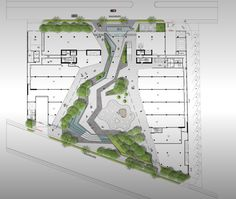 Plans Architecture, Architecture Concept Drawings, Landscape Design Plans, Landscape Architecture Design, Plaza Design, Urban Design Plan, Courtyard Design, Parking Design, Master Plan