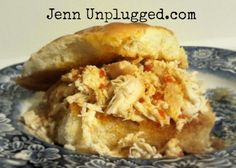 Sloppy Pulled Chicken {Inspired by Mrs. Dash}