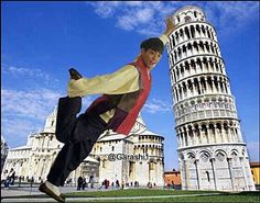 Jonghyun @ Leaning Tower of #Pisa