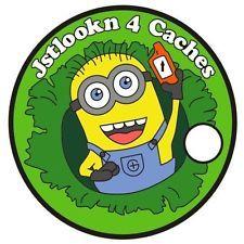Pathtag #28252 - Jstlookn 4 Caches - Despicable Me Minion Club