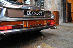 Citroen SM efi '74. MC Motors Dalston