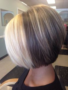 Chunky Blonde Highlights courtesy of Kristy Gardner ...