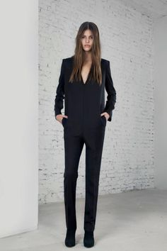 Chic black jumpsuit