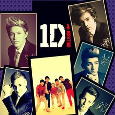 A one direction collage!!!!!!!!!!!!!!!!!!!!!!!