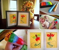 ¿Te gusta esta manualidad para los pequeños del hogar? #manualidades #bebes #1001consejos Busca más ideas en http://1001consejos.com/
