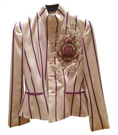 Ralph Lauren gossip girl stripe jacket - Google 検索
