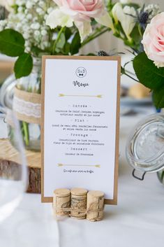 greenery invitation weddings - weddings with greenery Wedding Menu Cards, Wedding Stationary, Wedding Favors, Wedding Decorations, Wedding Invitations, Wedding Tables, Spring Decorations, Template Menu, Invitation Templates