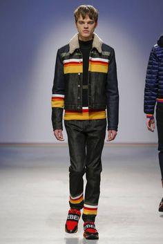 Male Fashion Trends: Iceberg Fall/Winter 2016/17 - Milán Fashion Week