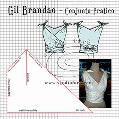 Grade Rules – Gil Brandao Conjunto Pratico (well-suited) Imogheena has made a special request for grading information for the Gil Brandao Conjunto Pratico. This design has turned out to be very popular as a. Dress Sewing Patterns, Vintage Sewing Patterns, Clothing Patterns, Long Dress Patterns, Dress Sewing Tutorials, Skirt Patterns, Coat Patterns, Blouse Patterns, Fashion Sewing