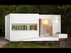 A Compact Modular Home | Appleton & Domingos | Small House Design