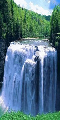 Science Discover the beauty of waterfall Wallpaper from Nature. the beauty of waterfall Beautiful Waterfalls Beautiful Landscapes Nature Pictures Beautiful Pictures Moving Pictures Gif Beautiful World Beautiful Places Beautiful Gif Les Cascades Beautiful Waterfalls, Beautiful Landscapes, Beautiful World, Beautiful Places, Beautiful Pictures, Beautiful Gif, Nature Pictures, Moving Pictures Gif, Amazing Nature