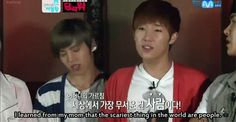INFINITE, Sunggyu; that's something to think about
