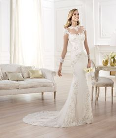 Atelier Pronovias Wedding Dresses 2014 Collection - MODwedding