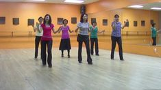 A Drink In My Hand - Line Dance (Dance & Teach in English & 中文)