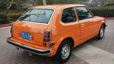 Vitamin C: 1974 Honda Civic