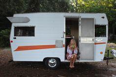 Shasta Camper Rebuild.  #adventuremobile #retro #camper