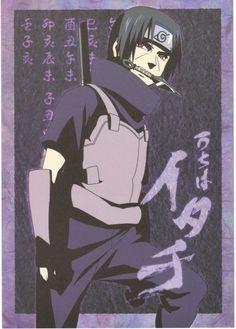 Studio Pierrot, Naruto, Itachi Uchiha