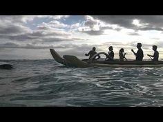 60 Seconds in an Outrigger Canoe at Waikiki Beach | Honolulu, Hawaii | http://newsocracy.tv