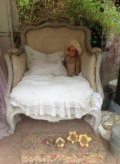 Beautiful bergere chair