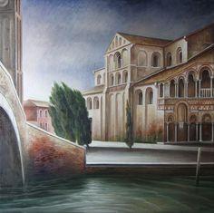 Итальянский художник. Giampaolo Ghisetti Italian Painters, Italian Artist, International Artist, All Over The World, Just Go, Art Images, Rome, Opera, Abstract Art