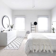Home Interior Design How to Achieve a Minimal Scandinavian Bedroom.Home Interior Design How to Achieve a Minimal Scandinavian Bedroom Home Decor Bedroom, Room Inspiration, Bedroom Decor, Bedroom Interior, Home, Bedroom Inspirations, Minimalist Room, Home Bedroom, Home Decor