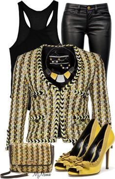 """""""Untitled #187"""" by mzmamie on Polyvore"""