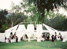 Elegant Ojai Resort Wedding with Erich Mcvey via oncewed.com