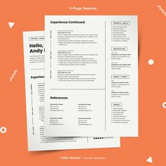 Designed For: ✔️Pages ✔️Word ✔️InDesign Thinking of leaving that dreadful job? Or maybe you've already quit, and you're desperate to start landing some Executive Resume Template, Simple Resume Template, Creative Resume Templates, Cv Template, Creative Cv, Cover Letter For Resume, Cover Letter Template, Cv Words, Cv Inspiration