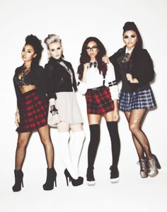 Little Mix School Girls