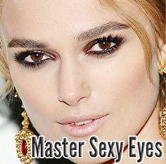 Makeup Artist Beth Bender Shares 4 Great Tips on How to Master Sexy Eye Makeup. #smokey #eye #makeup #tips #women #beauty