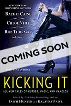KICKING IT, Featuring the first Luc & Lindsey short story. Dec. 2013