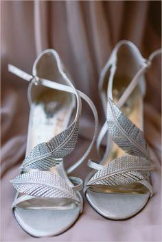 #weddingshoes #strappyshoes @weddingchicks