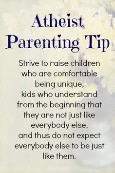 My favorite essential Freethinking Parenting Tips, Atheist parenting tips, by Karen