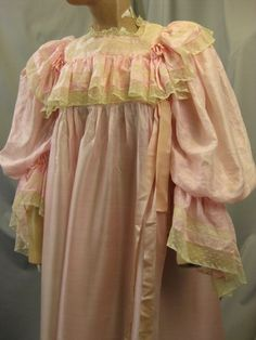 edwardian+nightgown | Edwardian Nightgowns / Nightdresses
