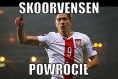 Robert Lewandowski znowu uratował zwycięstwo polskiej reprezentacji • Skoorvensen powrócił • Memy po meczu Polska Armenia • Zobacz >> #polska #pilkanozna #futbol #sport #memy #pol #smieszne