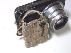 Leather craft  Miniature accessories  Opus 5  Bag